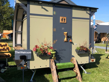 The Wetroom- Off grid toilet and shower solution- How to build your off grid shower and toilet