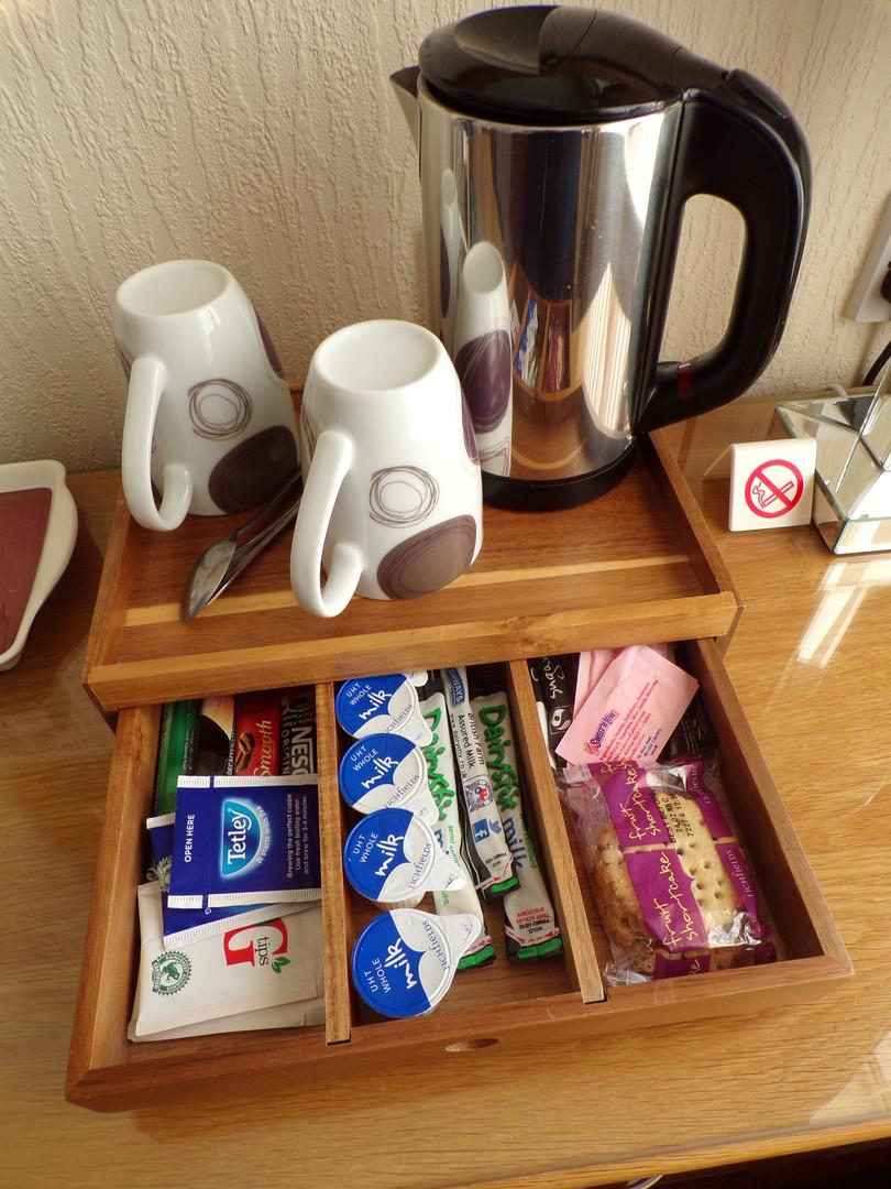 Tea Coffee Making Facilities