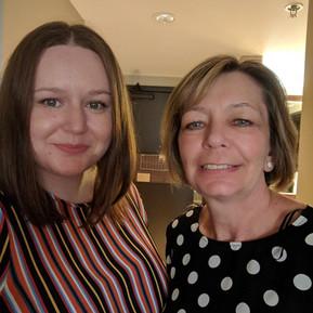 Megan & Donna