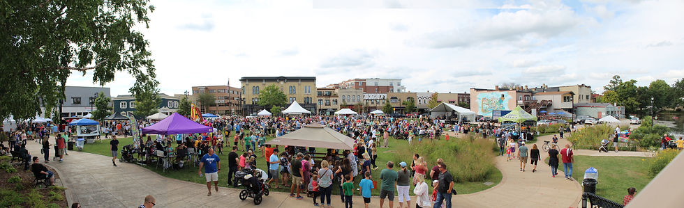 Village Green Event in Oconomowoc, WI