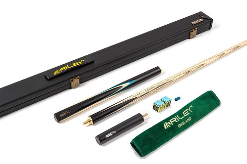 Riley ROS Ebony Range 1 - 3/4 Cut Ronnie O'Sullivan Snooker Cue