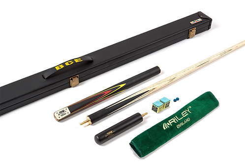 BCE Grand Master Series - 3 Pool / Snooker Cue & Case Set