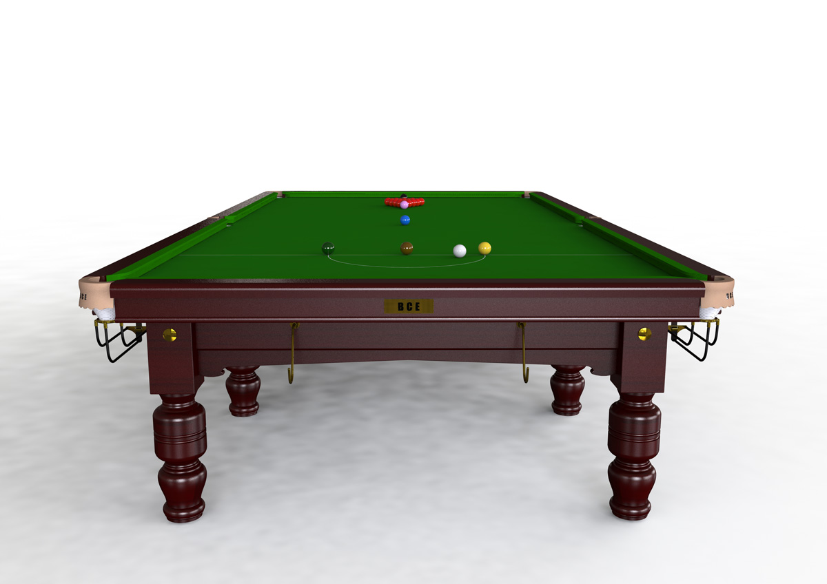 BCE Westbury Snooker Table