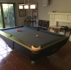 Riley Ray American Pool Table