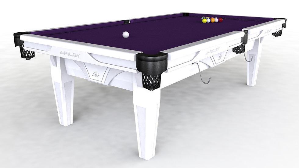 8ft Riley Ray American Pool Table