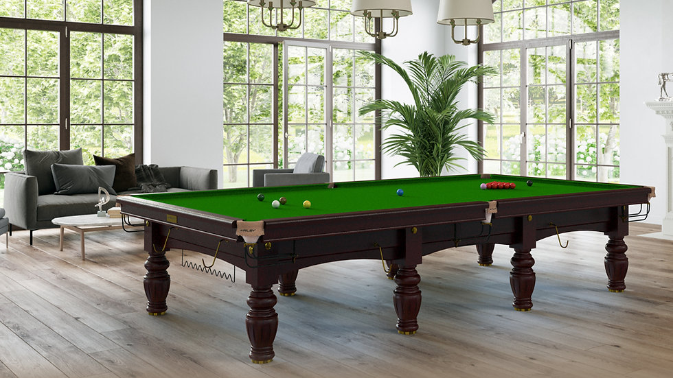 12ft Riley Aristocrat Snooker Table