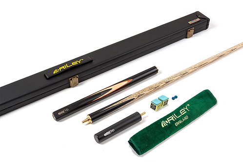 Riley ROS Ebony Range 3 - 3/4 Cut Ronnie O'Sullivan Snooker Cue