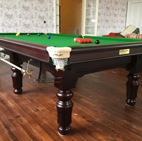 Riley Renaissance Snooker Table