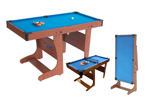 BCE Clifton 6Ft Vertical Folding Pool Table