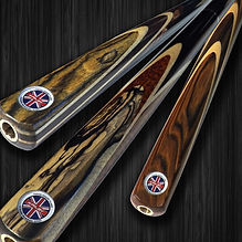 Riley England Snooker Cues