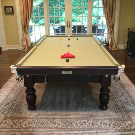 Riley Aristocrat Snooekr Table