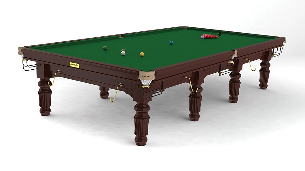 Riley england riley renaissance snooker table for 10ft snooker table