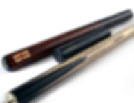 Riley England Ebony Series Snooker Cue