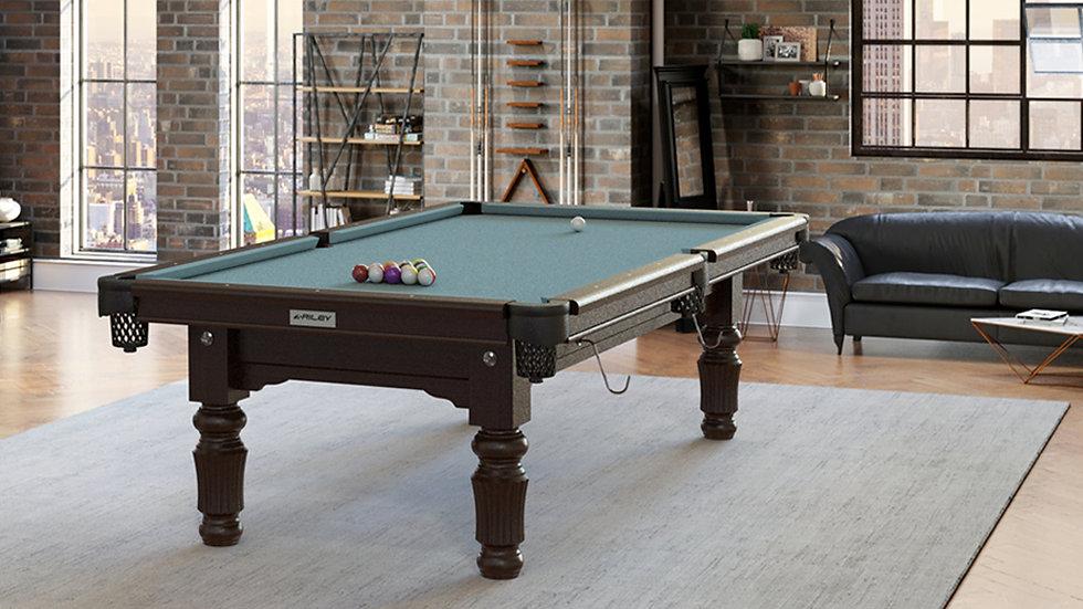 9ft Riley Renaissance American Pool Table