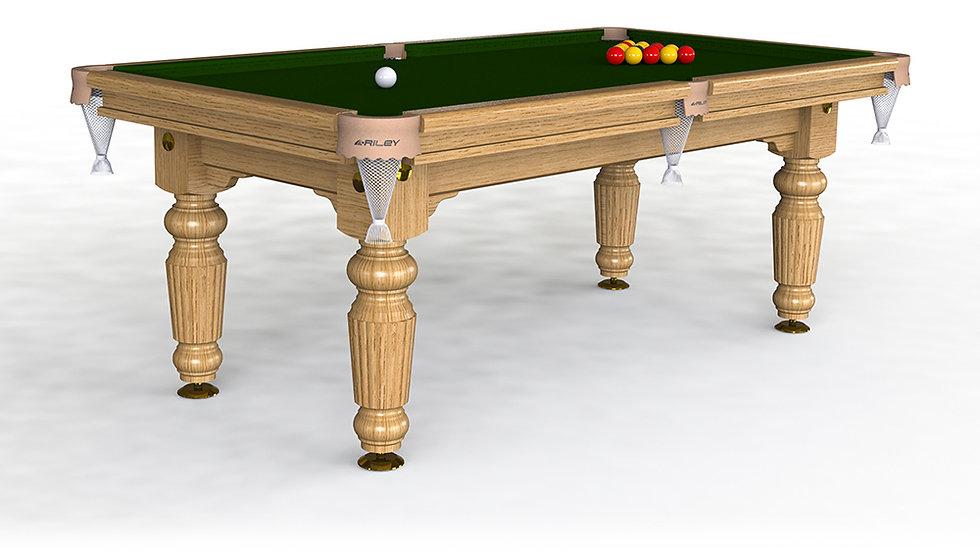 Riley Renaissance 7ft English Pool Table