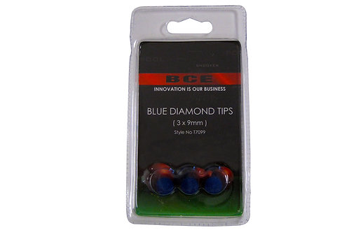 Blue Diamond 9mm Tip