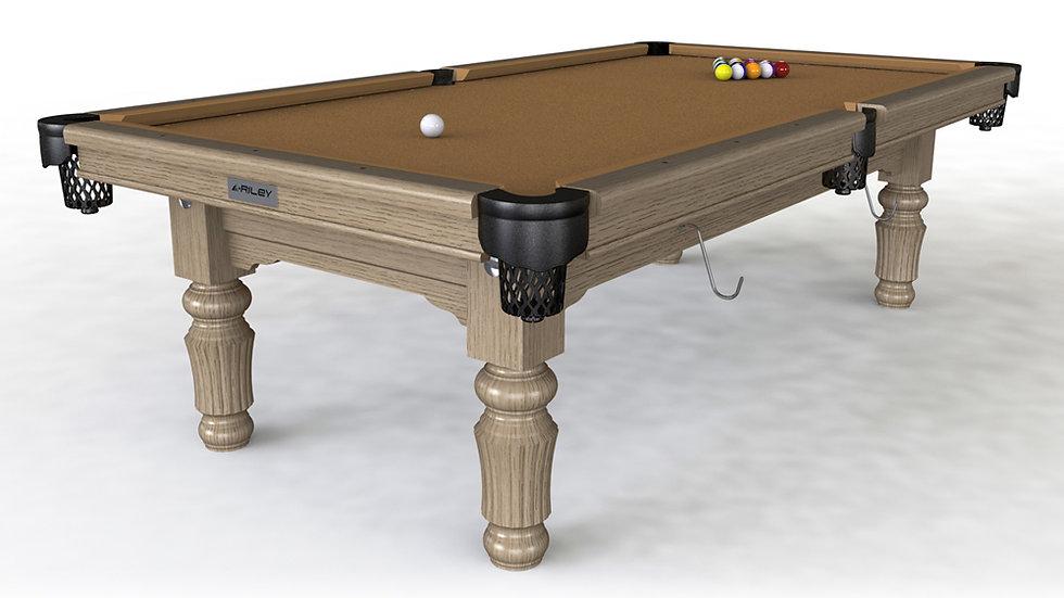 8ft Riley Renaissance American Pool Table