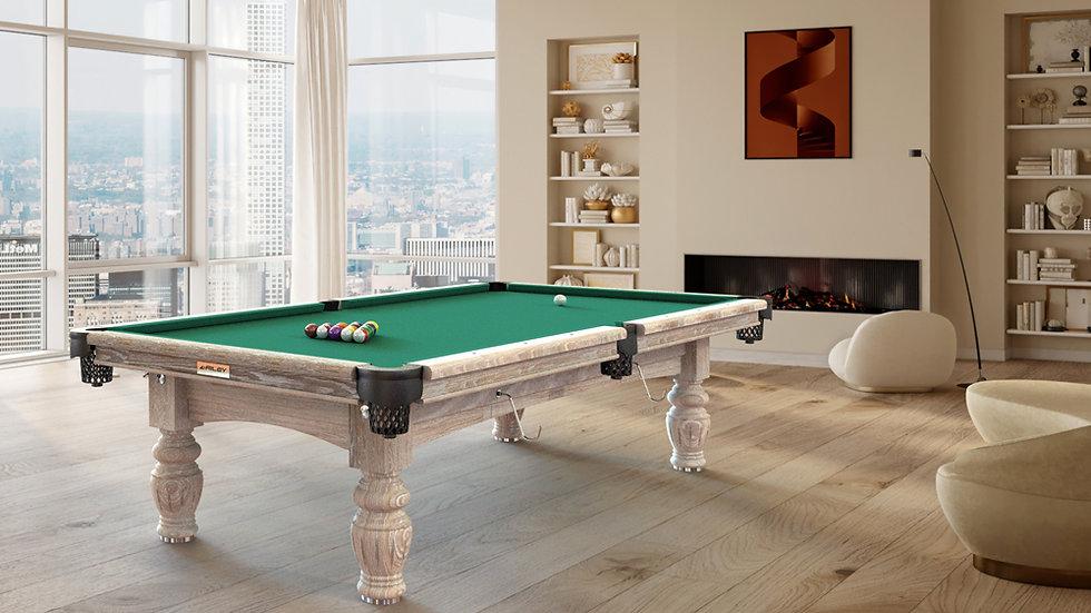 9ft Riley Aristocrat American Pool Table