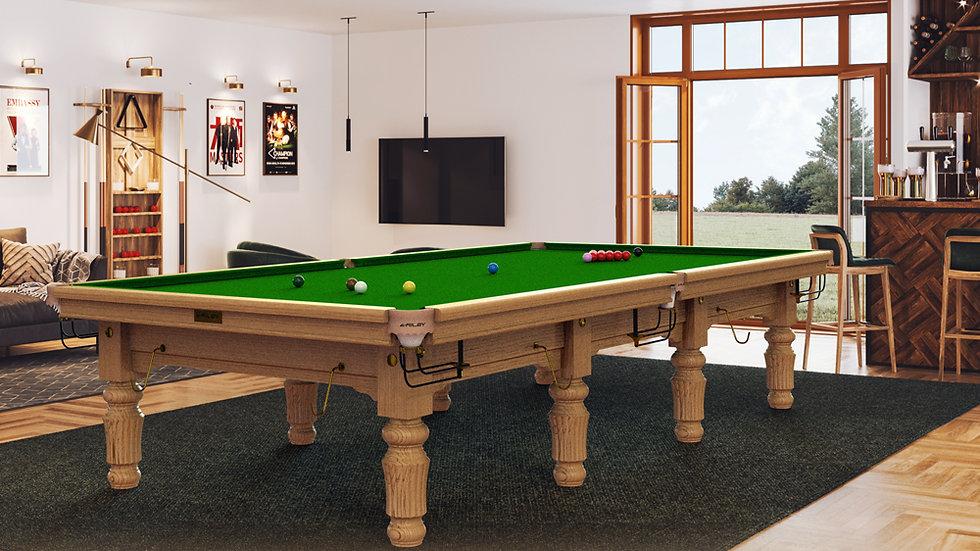 12ft Riley Renaissance Snooker Table