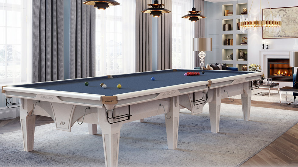 12ft Riley Ray Snooker Table