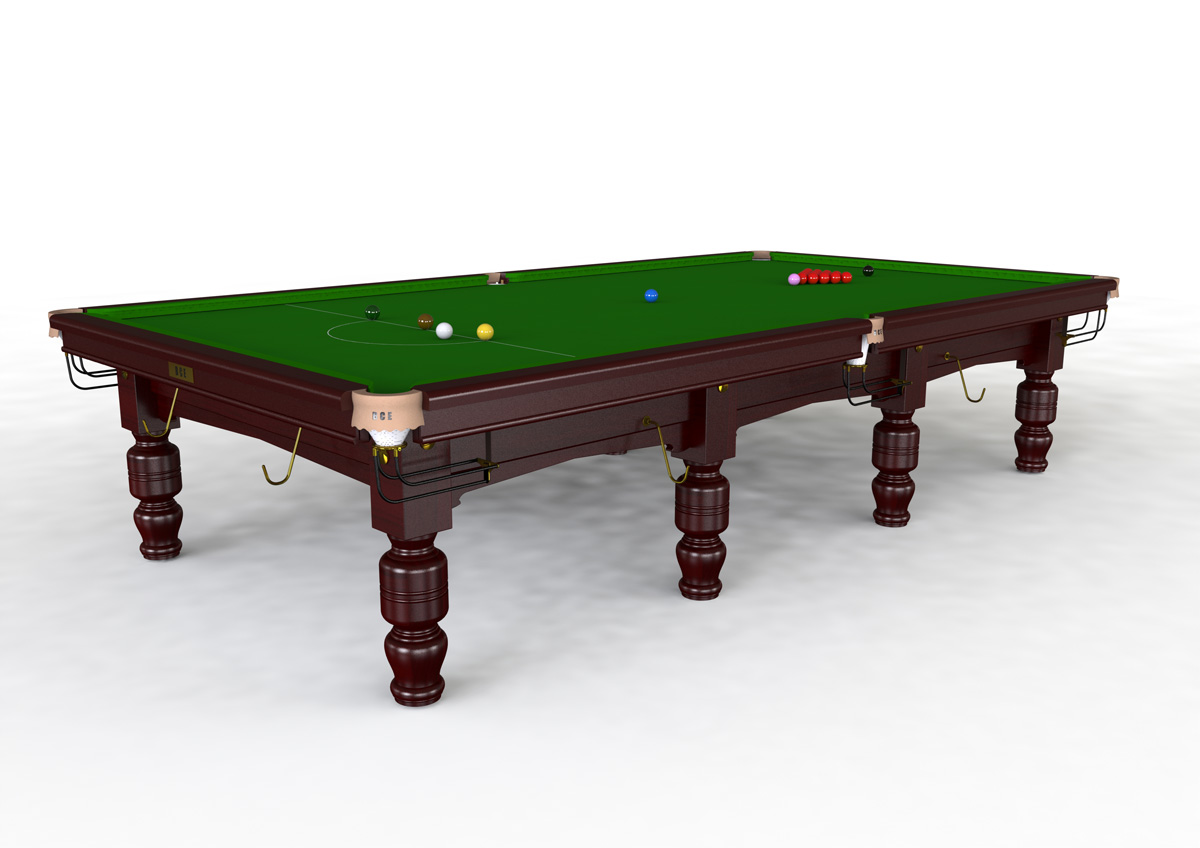 BCE Westbury Snooker Table