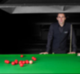 Riley Leisure.com Ronnie O'Sullivan