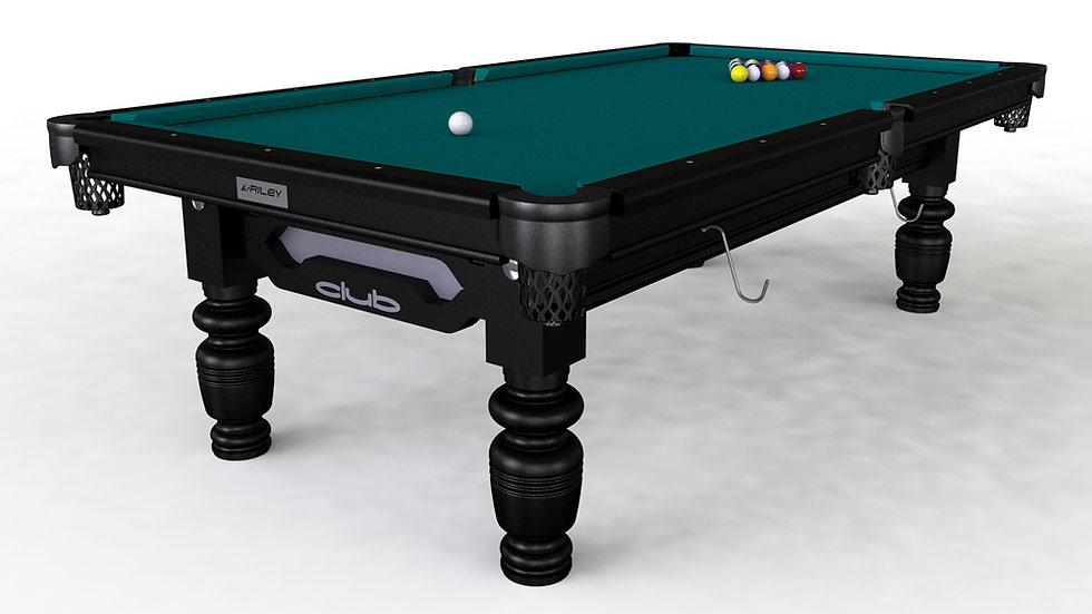 8ft Riley Club American Pool Table