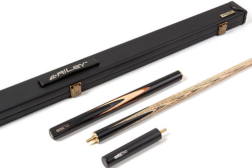 Riley ROS Ebony Range 2 - 3/4 Cut Ronnie O'Sullivan Snooker Cue