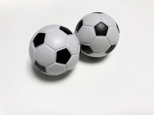 Footballs for 4ft 6in Table - 2 Pack