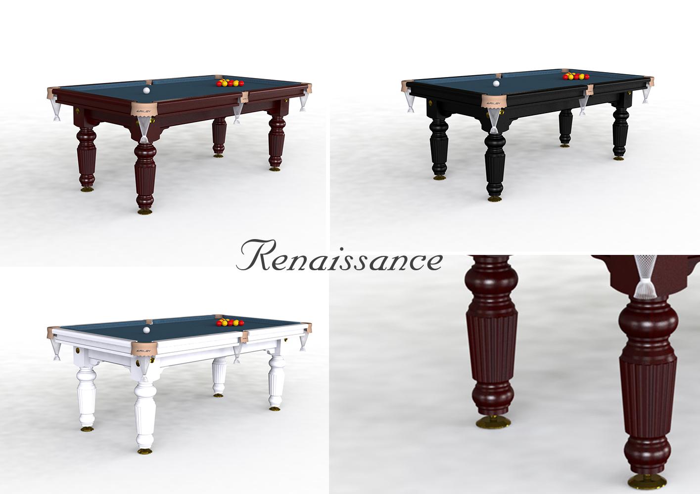 Riley Renaissance 7ft Pool Diner
