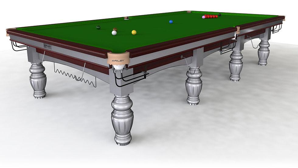 12ft Riley Aristocrat Tournament Champion Snooker Table