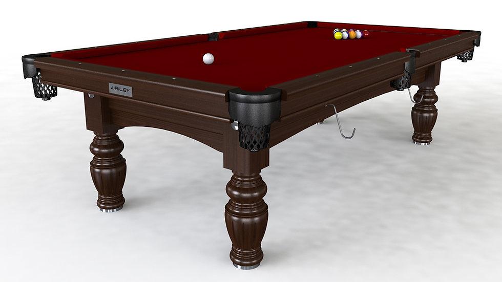 8ft Riley Aristocrat American Pool Table