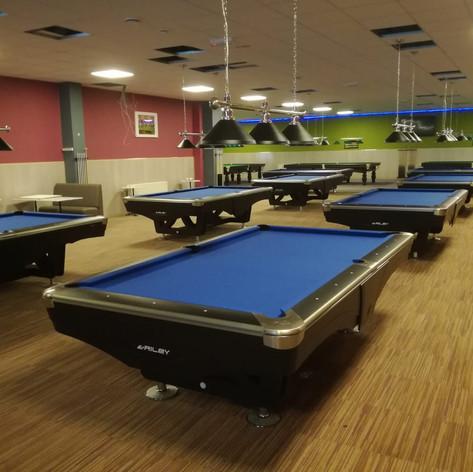 Riley Ray American Pool Table