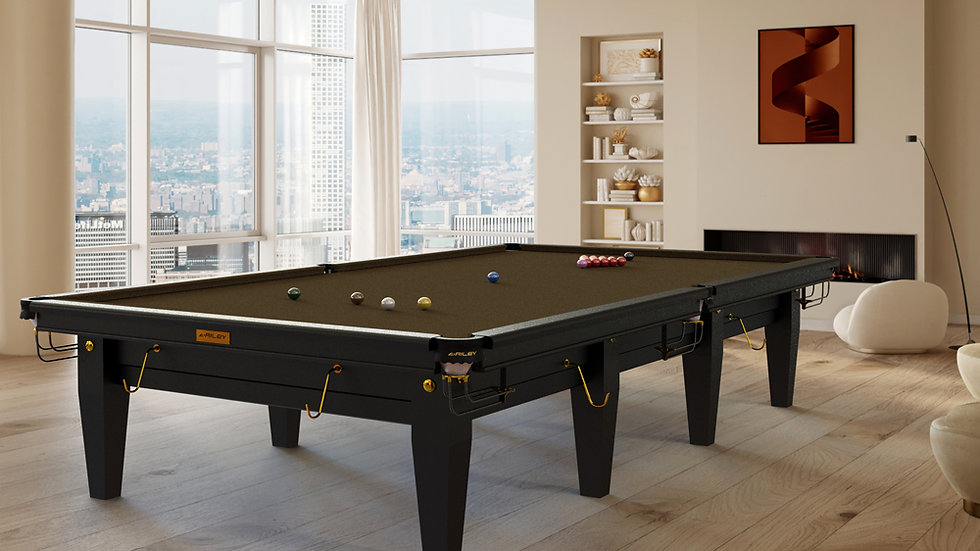 12ft Riley Grand Snooker Table