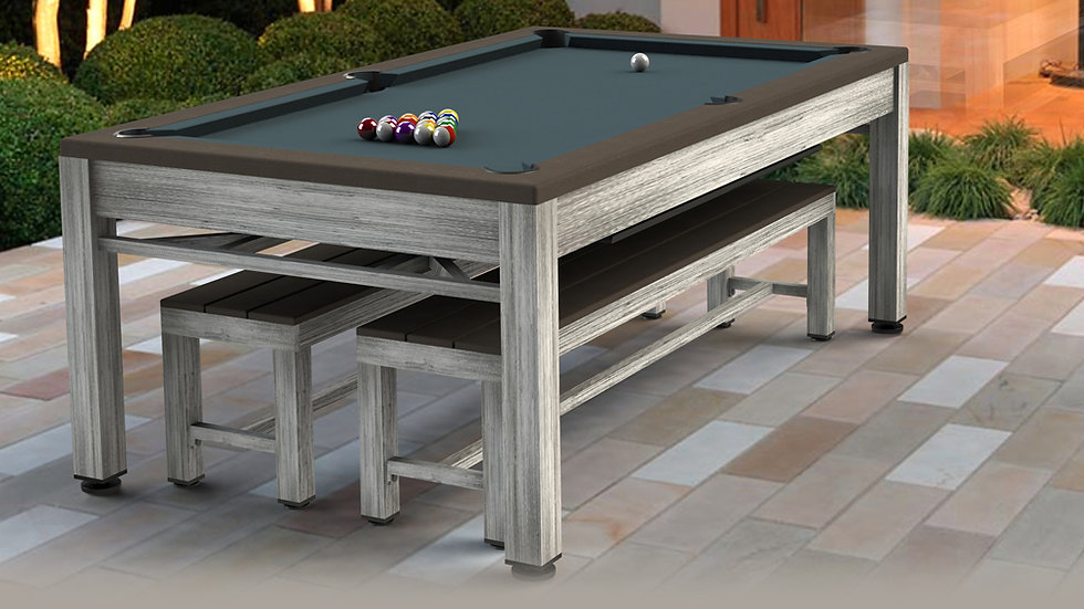 Riley Neptune 7ft Outdoor Pool Diner