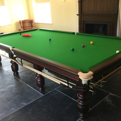 Riley Club Snooker Table