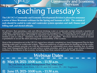JOIN US! Teaching Tuesday's Series