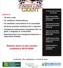 Finish Line Grant