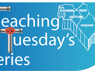 Missed our Teaching Tuesday's Series?