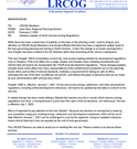 MEMORANDUM- Statutory Update of North Carolina Zoning Regulations