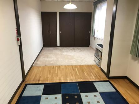 2階和寝室