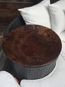 Claro Walnut Platter