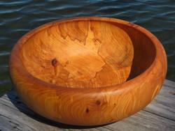 Ancient Elm Bowl