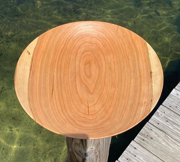 Cherry Wood Platter