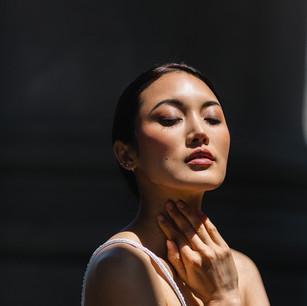 Photographer Ayaka Sanyo Model Ashley Voom Hair & Makeup By Me
