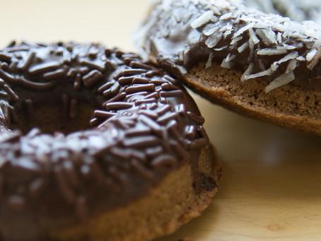 Dori The Healthy Donut Baker