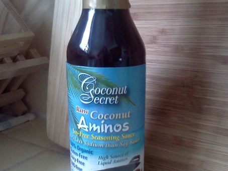 Coconut Aminos – Candida Cleanse Journal Entry #2