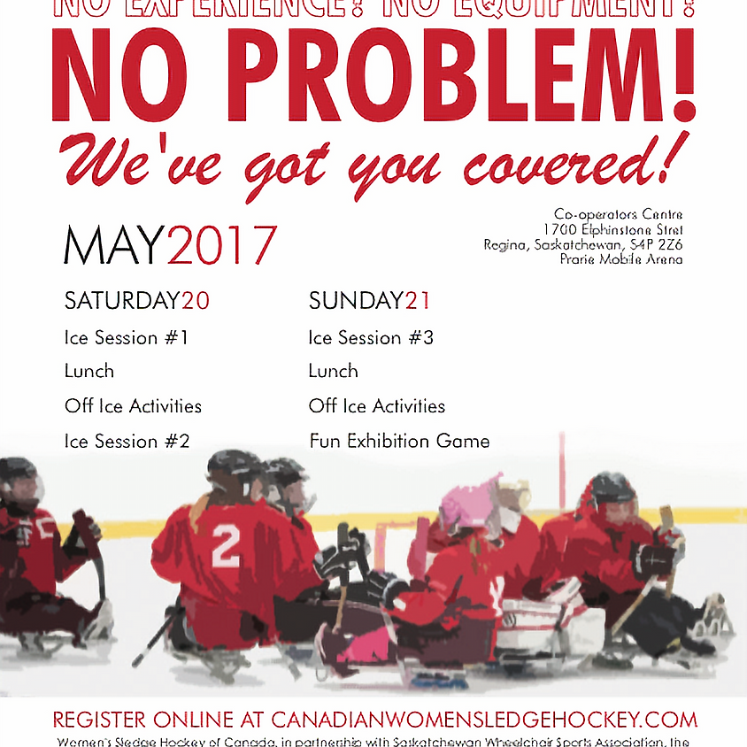 2017 Women's Sledge Hockey Development Camp