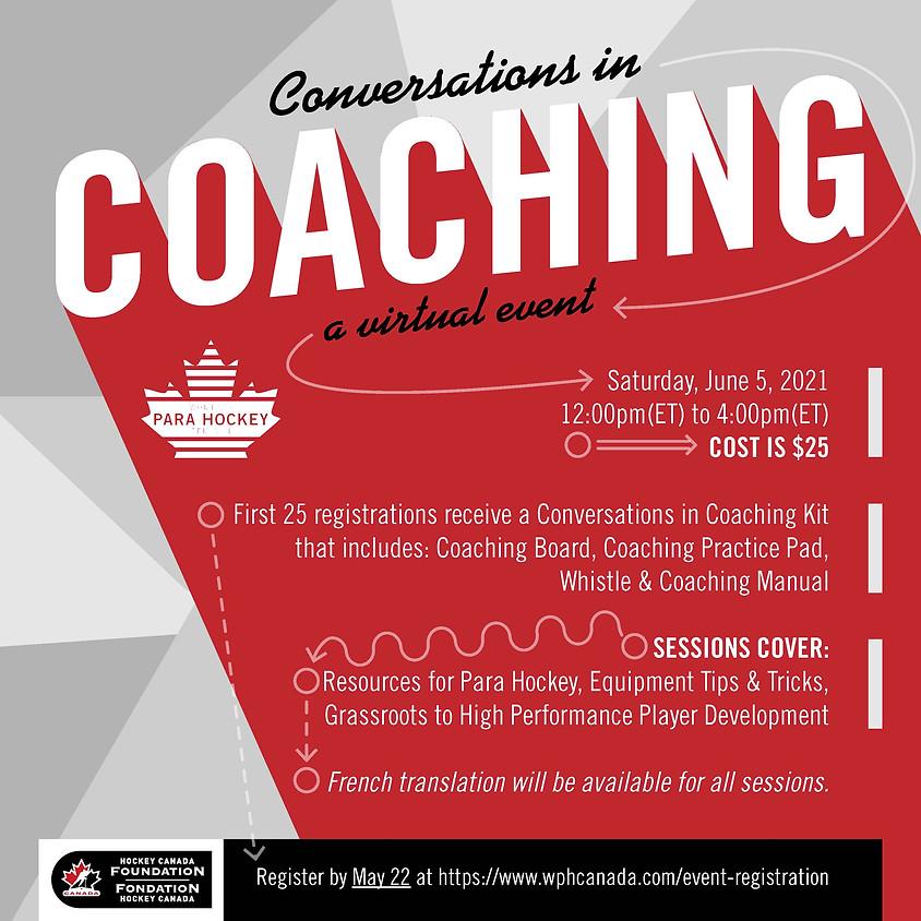 Conversations in Coaching