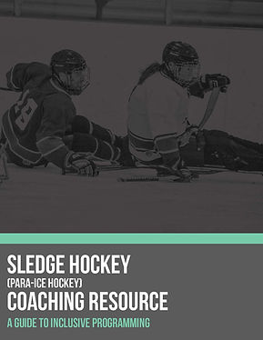 SLEDGE HOCKEY (PARA-ICE HOCKEY) COACHING